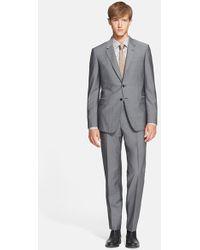 Paul Smith 'Byard' Trim Fit Wool & Mohair Suit - Lyst