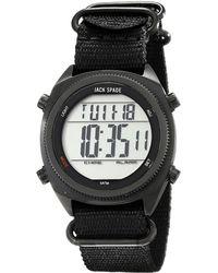 Jack Spade - Duncan Digital Watch - Lyst