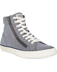 Denim & Supply Ralph Lauren - Randon Hi-top Sneakers - Lyst