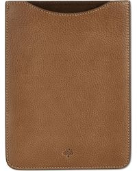 Mulberry Leather Ipad Mini Sleeve 342g110 - Lyst