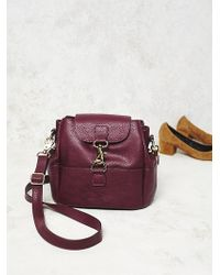 Free People | Womens Java Street Crossbody | Lyst