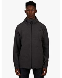 The North Face Mens Black Burst Rock Jacket - Lyst