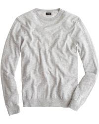 J.Crew Lightweight Italian Cashmere Crewneck Sweater - Lyst