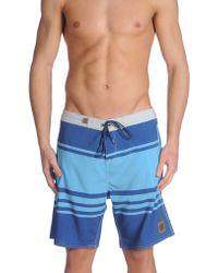 Santa Cruz - Beach Trousers - Lyst