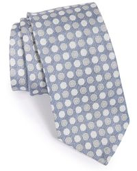 Maker & Company - Dot Silk Tie - Lyst