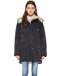 Free People - Whistler Parka - Lyst
