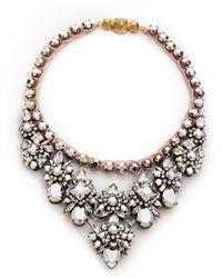 Shourouk - Princess Necklace Comet - Lyst