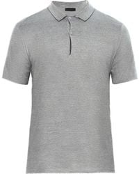 Balenciaga Reversible Polo Shirt - Lyst