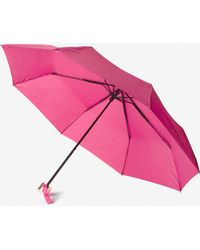 Ted Baker - Plain Compact Umbrella - Lyst