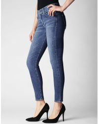 True Religion Chrissy Skinny 29 in Womens Jean - Lyst