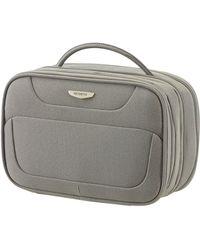 Samsonite Beauty Case gray - Lyst