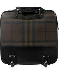 Burberry Trolley Carry On - Lyst