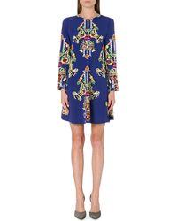 Mary Katrantzou Lanoa Stretch-jersey Dress Multi - Lyst