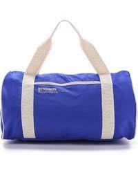 Bensimon - Color Duffel Bag - Bright Blue - Lyst