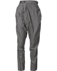 Vivienne Westwood Gold Label | 'alcoholic' Trousers | Lyst