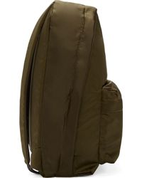 Acne Studios - Green Nylon Olov Bomb Backpack - Lyst