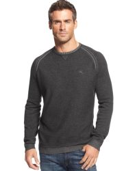 Tommy Bahama Big And Tall Barbados Crew-Neck Sweater - Lyst
