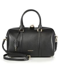 Burberry Alchester Medium Bowler Bag - Lyst