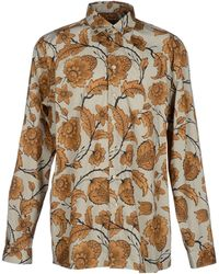Burberry Prorsum | Shirt | Lyst