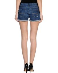 Bench - Denim Shorts - Lyst