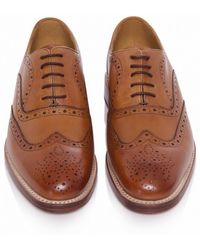 Oliver Sweeney Leather Aldeburgh Brogues - Lyst