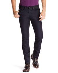 Hugo Boss Delaware  Slim Fit 12 Oz Stretch Cotton Jeans - Lyst