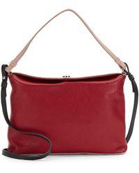 Furla Wave Xl Leather Mini Bag - Lyst