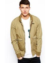 G-Star RAW G Star Overshirt Jacket Harben Curved Hem 2 Pocket - Lyst