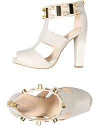 Kat Maconie Sandals gray - Lyst