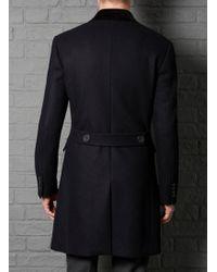 Farrell - Slim Fit Navy Petty Officer39s Coat - Lyst