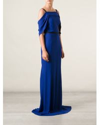 Roland Mouret Tinea Gown - Lyst
