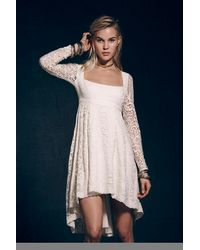Free People Petit Trianon Dress - Lyst