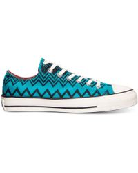 Converse Women'S Chuck Taylor All Star Classic Ox Casual Sneakers From Finish Line - Lyst