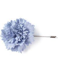Lanvin Buttonhole Flower Pin - Lyst