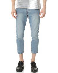 RVCA - Hitcher Jeans - Lyst