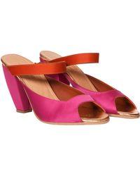 Rachel Comey Cymbeline Heel pink - Lyst