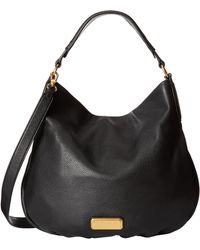 Marc By Marc Jacobs New Q Hillier Hobo - Lyst