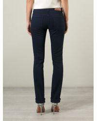 Ferragamo - Skinny Jeans - Lyst
