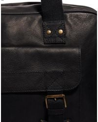 Pepe Jeans - Leather Satchel - Lyst