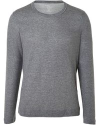 Majestic Cotton Cashmere Long Sleeve Tshirt - Lyst