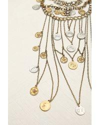 GOLDBARR - Mykonos Layered Chain Necklace - Lyst