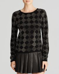 Alice + Olivia Long Sleeve Jumper - Lyst