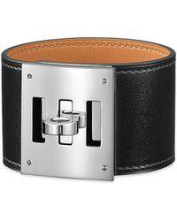 Hermès Kelly Dog silver - Lyst