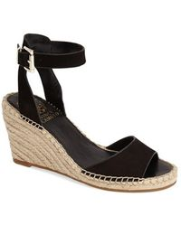 Vince Camuto 'Tagger' Espadrille Wedge Sandal - Lyst