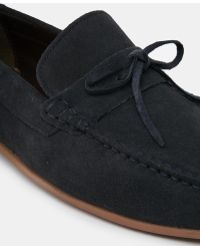 ASOS - Loafers In Suede - Lyst
