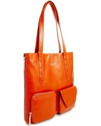 Matt & Nat Epea Tangerine Shopper Bag - Lyst