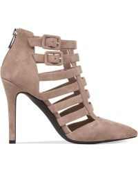 Jessica Simpson Carmody Caged Dress Shooties - Lyst