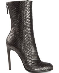 Haider Ackermann Wilcox Ankle Boots - Lyst