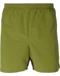 Undefeated - Elasticated Shorts - Lyst