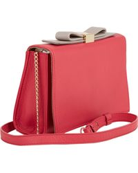 See By Chloé Nora Bowdetail Crossbody - Lyst